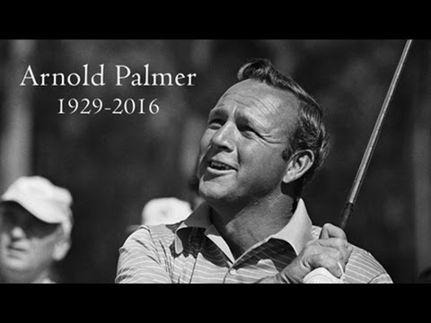 Arnold Palmer Dies at Age 87 (Highlights Tribute RIP)