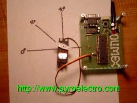 Arduino - Sweep