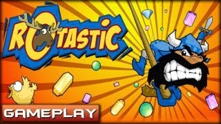 Rotastic Gameplay PC HD