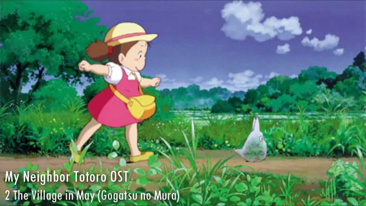 Totoro May: 02 The Village In May (Gogatsu No