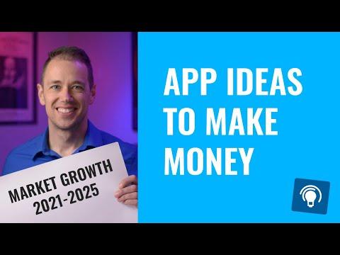 App Ideas to Make Money