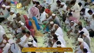 أذان المغرب الخميس 4 -9- 1437 : المؤذن أحمد بصنوي