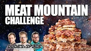 Meat Mountain Challenge - Arby's Secret Menu - Dudes N Space
