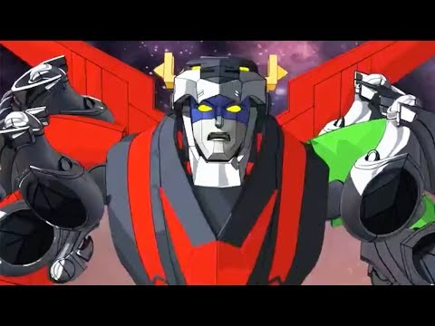 Voltron Force | 101 New School Defenders | Voltron Full Episode | Cartoons For Kids