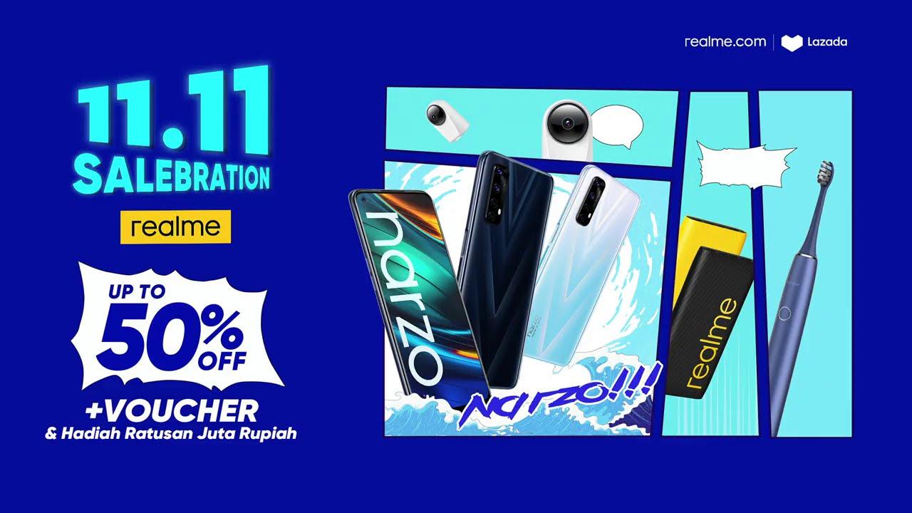 realme narzo 20 Pro   realme 11.11 Salebration