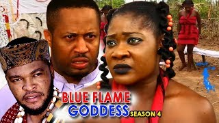 Blue Flame Goddess Season 4 - Mercy Johnson 2018 Latest Nigerian Nollywood Movie Full HD | 1080p