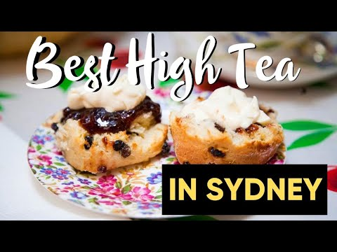 Best High Tea In Sydney At The Tea Cosy