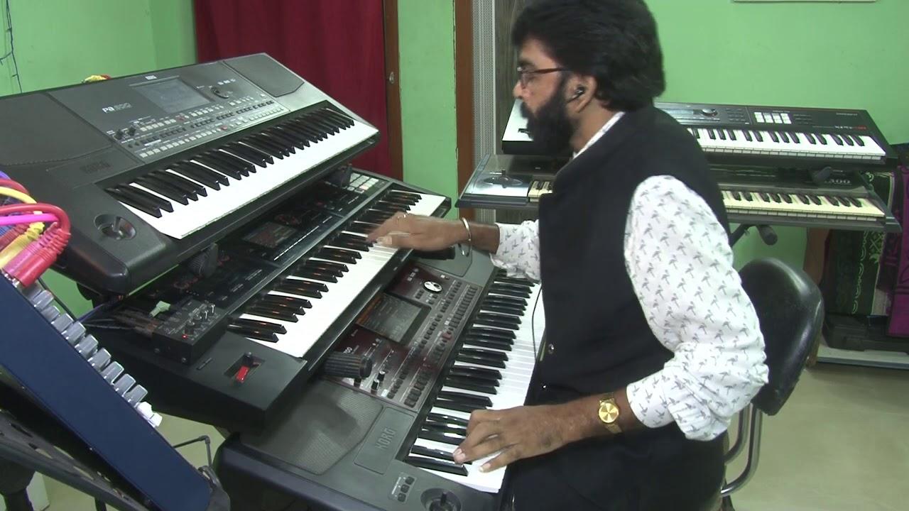 Tere Jaisa Yaar Kahan.Yaarana..pls use 🎧..Cover Instrumental By Harjeet singh pappu