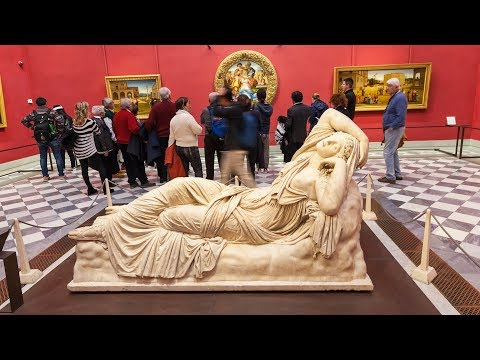 Skip the Line: Accademia and Uffizi Gallery Tour