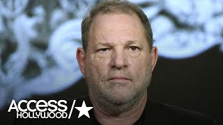 Harvey Weinstein Accuser Claims She 'Played Dead' When He Forced Himself On Her | Access Hollywood