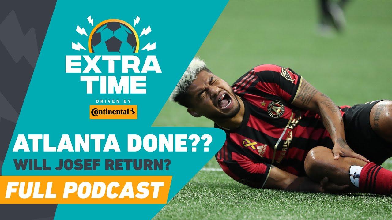 "Can Atlanta win MLS Cup after Josef Martinez's injury? ""No shot,"" says Charlie Davies | FULL PO"