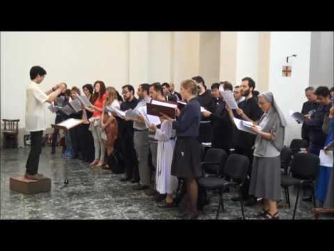 Pontificio Istituto di Musica Sacra-Roma-MESSA DI CHIUSURA DELL'ANNO ACCADEMICO 2015-2016