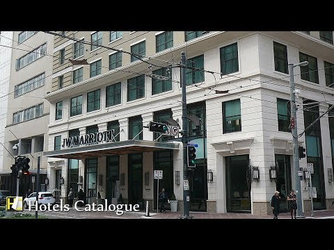 JW Marriott Houston Downtown Hotel Overview - Hotels In Downtown Houston, Texas