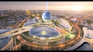 «EXPO-2017 ». Арнайы жоба