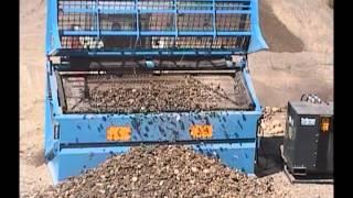 **NEW** DeSite DPH-10 Topsoil Screener in Action Thumbnail