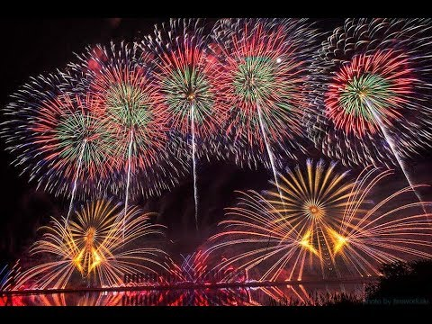 The 13th Liuyang Fireworks Festival Opening Show