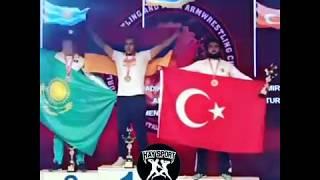Армянский армрестлер стал чемпионом мира в Турции
