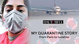 My Quarantine Story  I Coronavirus Outbreak | The Hauterfly