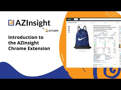 Introduction to AZInsight Pro Chome Extension