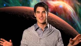 StarKid SPACEtour Interviews ft. Darren Criss