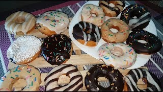 Home made Doughnuts