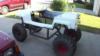Kenbar Jeep Go Kart Build Pt.11