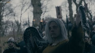 Lagertha Sees Ragnar's death and queen Judith finds Lagertha - Vikings 5x18!