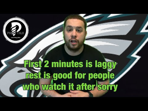 Philadelphia Eagles Live Stream|How Balance Will This Team Be On Offense And Defense?#