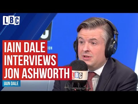 Iain Dale Interviews: Jon Ashworth