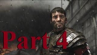 Ryse: Son of Rome Gameplay Walkthrough - Part 4 - Mud on My Knife