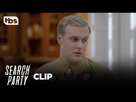 Search Party: Do You Remember 'Dirty Old Motel'?  Season 2, Ep. 2   TBS