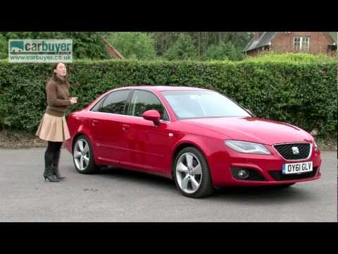 SEAT Exeo review – CarBuyer