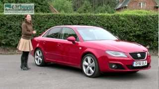 SEAT Exeo review - CarBuyer