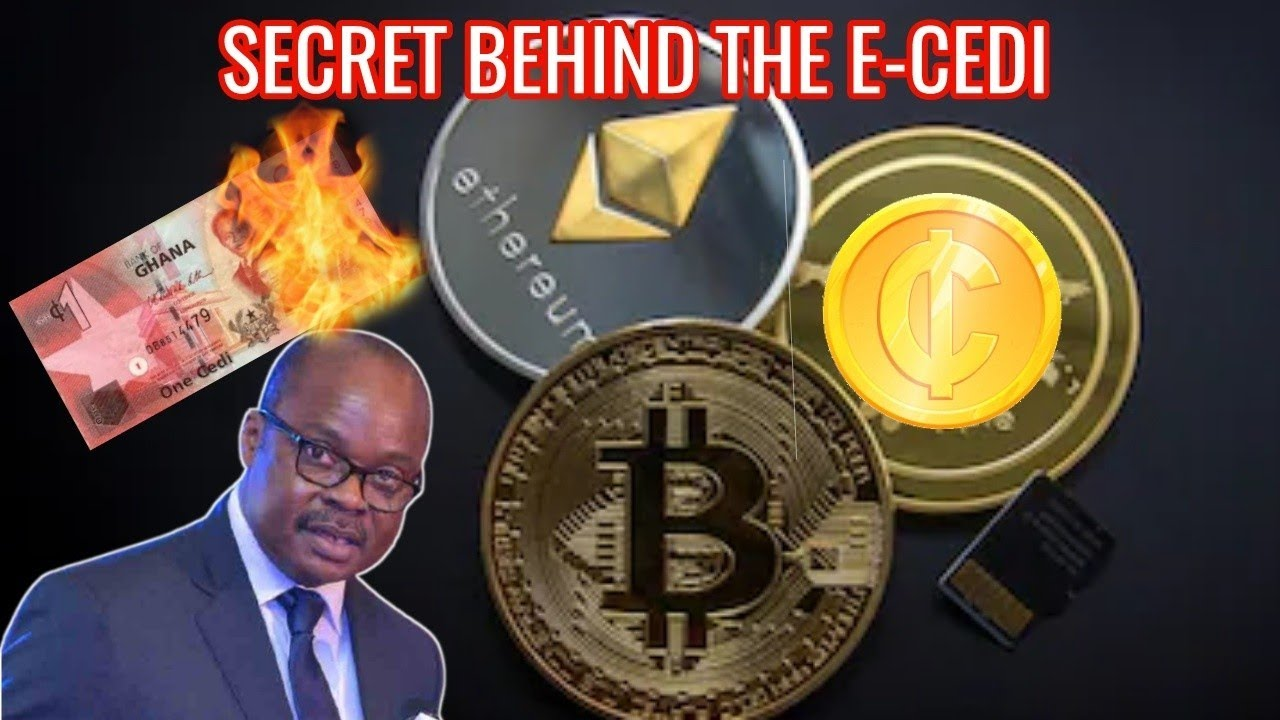 Download The Secret Behind Ghana's New Digital Money (E–CEDI) Vs Mobile Money Explained by The Bank of Ghana