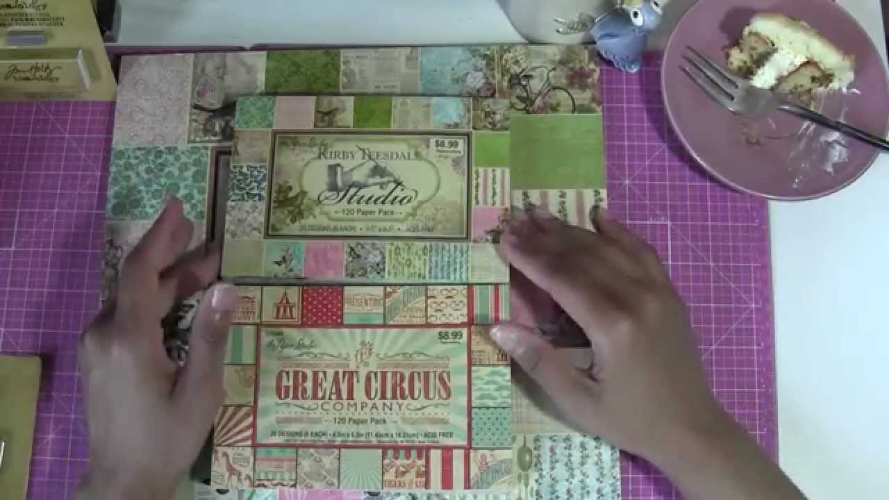 Scrapbook Collective Haul Hobby Lobby And Ac Moore Youtube