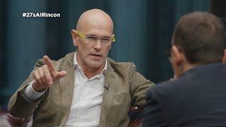 """Raül Romeva: """"Si los números cuadran, el president será el señor Mas"""" - Al Rincón"""