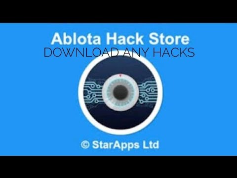 Ablota Hack Store- DOWNLOAD THE HACKS On Android
