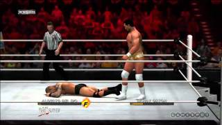 E3 2011 GameSpot Stage Shows - WWE 12 (PS3, Xbox 360, Wii)