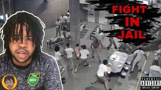 I Got Into A fight In Jail (Story)