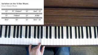 Variations on the Twelve-Bar Blues: Count Basie Blues