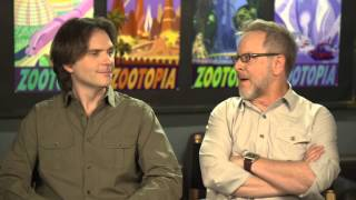 Zootopia: Directors Byron Howard & Rich Moore Official Movie Interview