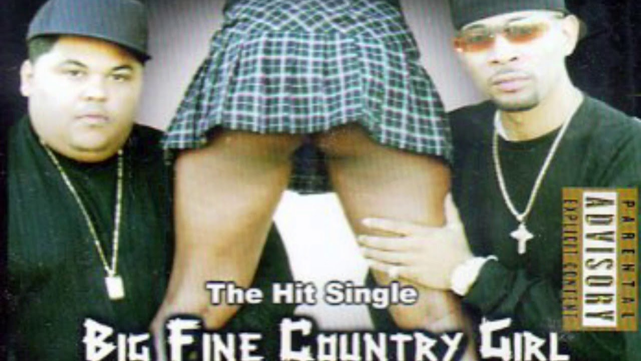 Big fine country girl