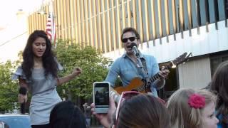 Kris Allen & Shubha Vedula - Live Like We're Dying (Mt. Pleasant)