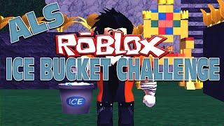 ALS Ice Bucket Challenge! - JSK's Roblox Edition