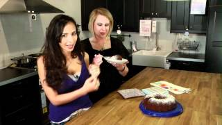 "Dish N' Dash With Erica Rico! ""deana's Chocolate Chip Pound Cake"""