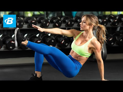 Fat-Burning Bodyweight Circuit Workout | Paige Hathaway