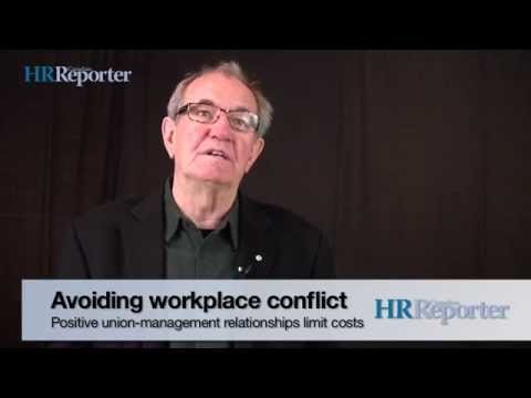 HR key to positive labour relations