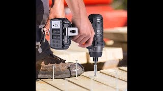 Amazon Postbag 181223 Tacklife Impact Driver And Lavalier Microphone