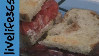 How To...make A Killer Tomato Sandwich