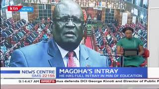 Key issues CS Magoha must address in education sector